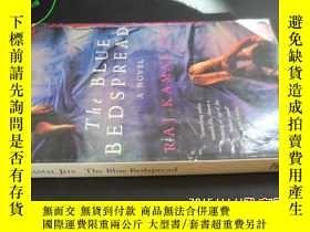 二手書博民逛書店the罕見blue bedspread5919