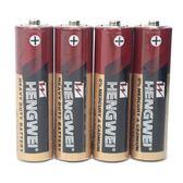 無尾熊3號電池 AA-3號電池/一束4個入{特20} 環保綠能碳鋅3號電池~威