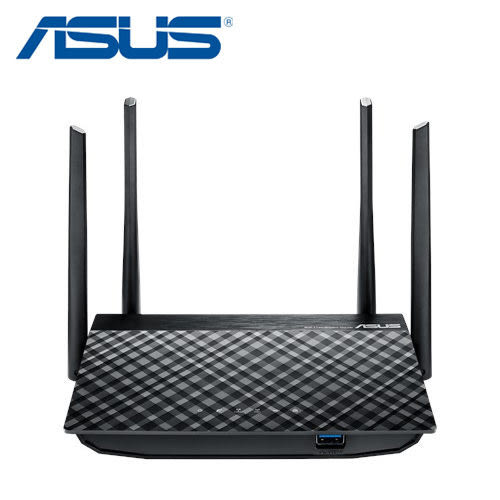 【台中平價鋪】全新 ASUS 華碩 RT-AC1300G+ AC1300 雙頻 Gigabit 分享器