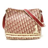 【特價66%OFF】Dior 迪奧 紅色PVC斜背肩背包 BO-D-0074【二手名牌 BRAND OFF】