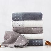 【TT 】全棉吸水洗臉毛巾情侶家用洗臉巾男女成人柔軟加厚小方巾