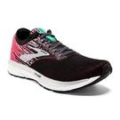 樂買網 BROOKS 18FW 緩衝型 動能加碼 女慢跑鞋 RIOCHET系列 B楦 1202821B678 贈腿套