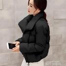 反季棉衣女短款冬新款大碼羽絨棉服寬鬆顯瘦加厚面包服小棉襖外套 依凡卡時尚