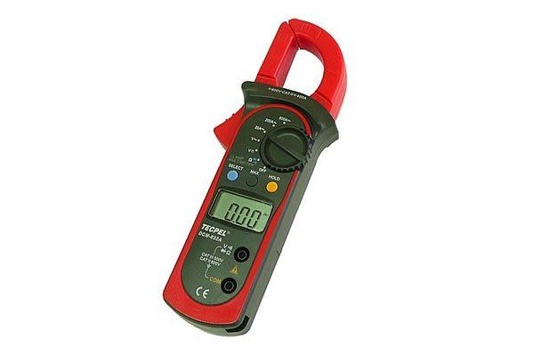 TECPEL 泰菱》DCM-032A 交流勾表 鉤表 電阻 蜂鳴 布包 直流電壓