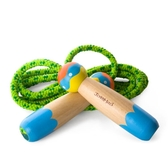 跳繩 美樂兒童跳繩女孩園可調節單人男小學生健身運動小孩跳繩