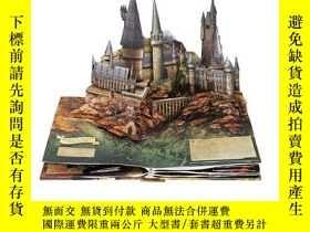 二手書博民逛書店哈利波特立體書罕見英文原版 Harry Potter: A Po
