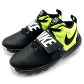 《7+1童鞋》大童 NIKE TEAM HUSTLE D 8 (GS) 防潑水 輕量籃球鞋 運動鞋 F849 綠色