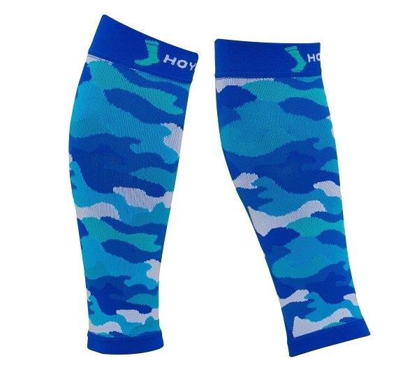 HOYISOX HYLG1男女適用 迷彩束小腿套 20-30mmHg 抗菌除臭 恢復快速壓力腿套 壓縮腿套 加壓腿套