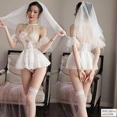 服女超騷性感透明連身開檔漏乳制服誘惑大碼激情套裝怦然心動