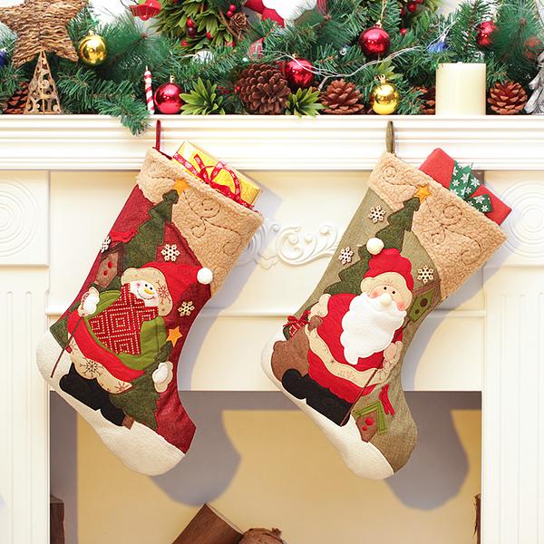 聖誕禮品10  聖誕樹裝飾品 禮品派對 裝飾 聖誕襪 禮物袋