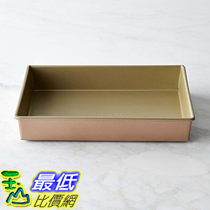 [美國直購] Williams-Sonoma Copper Goldtouch Nonstick Rectangular Pan 烤盤