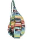 [好也戶外]KAVU Mini Rope Sling 休閒肩背包(尼龍款) 夏季條紋 NO.9191-1172