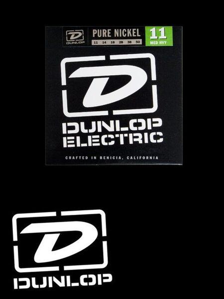 【小麥老師樂器館】電吉他弦 DUNLOP Pure Nickel DEK1150 11-50(11-50)【T69】