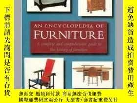二手書博民逛書店An罕見Encyclopedia of Furniture: A