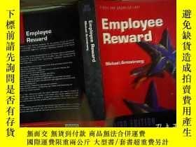 二手書博民逛書店Employee罕見Reward 16開本Y180897