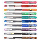 【SKB】 G-101 10色組 0.5mm 中性筆