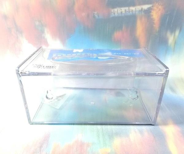 透明色水晶抽取面紙盒 K276【91112769】衛生紙架 面紙盒架 浴室收納《八八八e網購