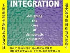 二手書博民逛書店Curriculum罕見Integration: Designi