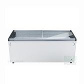 德國利勃 LIEBHERR 6尺3 弧型玻璃推拉冷凍櫃 408L EFI-5653 附LED燈 220V (不含安裝一樓簽收)