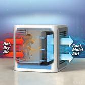微型空調迷你移動宿舍小空調制冷USB電風扇冷風機 zm2898【每日三C】TW