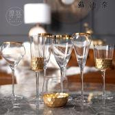 酒杯水晶高腳酒杯香檳杯紅酒杯