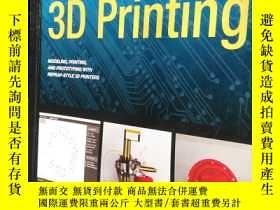 二手書博民逛書店Mastering罕見3D PrintingY201150 Jo