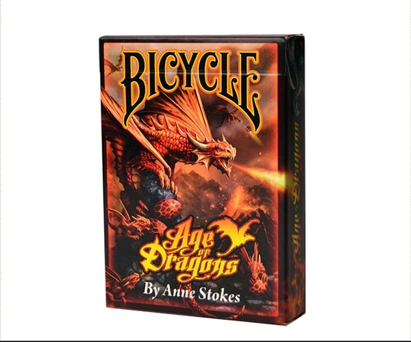【USPCC撲克】Bicycle ANNE STOKE AGE OF DRAGON Playing Cards
