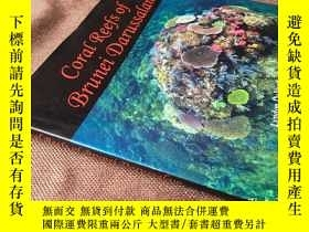 二手書博民逛書店Coral罕見Reefs of Brunei Darussala