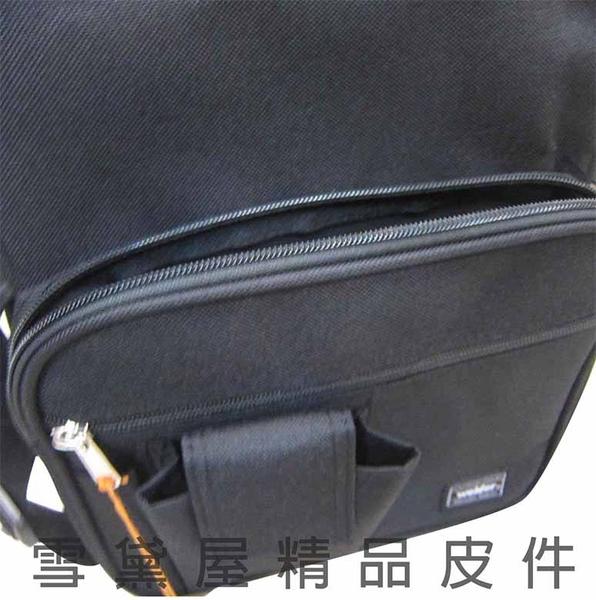 ~雪黛屋~Weider 肩側背工作袋防水尼龍布台灣製造品質保證4.7吋機肩背斜工作上班上學外出W2882(小)