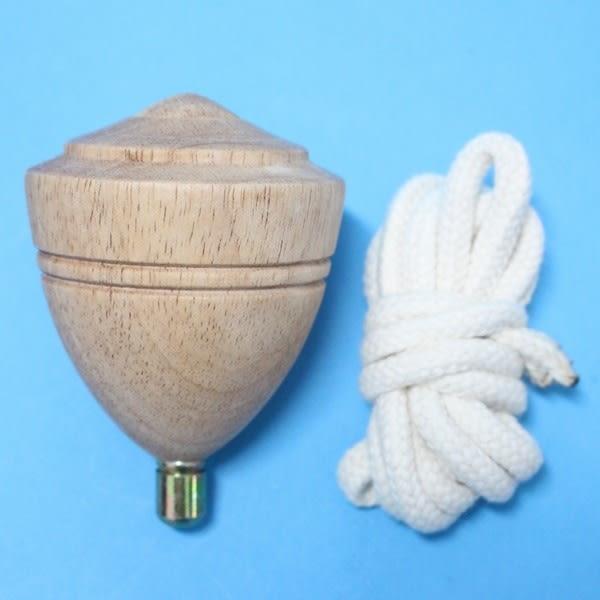台灣製陀螺 (大)直徑68mm木質陀螺 彩繪陀螺 實木陀螺/一個入{定90}傳統陀螺~美