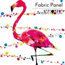 動物 無框畫 油畫 複製畫 木框 畫布 掛畫 風格牆飾 壁飾【火鶴】