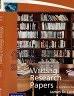 二手書R2YB《Writing Research Papers 13e》2010