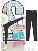 春季韓版女童牛仔褲薄彈力鉛筆褲童裝打底褲洋氣中大童小腳褲 ◣歐韓時代◥