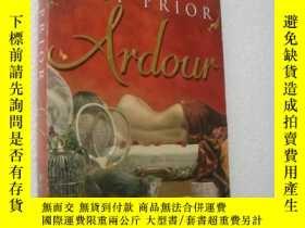 二手書博民逛書店Ardour:a罕見magic tale of love,hop