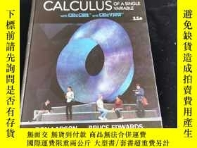 二手書博民逛書店calculus罕見of a single variable :ap editionY392713 ron l