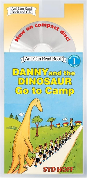 (二手書)An I Can Read Book Level 1: Danny and the Dinosaur Go to Camp  (..