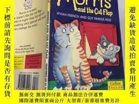 二手書博民逛書店morris罕見and the cat flap 莫裏斯和貓 撲、Y200392