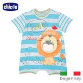 chicco-動物樂園小貓短袖套裝