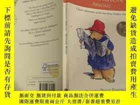 二手書博民逛書店paddington罕見abroad· 帕丁頓海外·Y200392