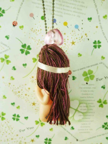 【震撼精品百貨】Q比_Kewpie~鎖圈-粉女神