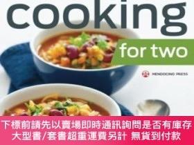 二手書博民逛書店Slow罕見Cooking For TwoY255174 Mendocino Press Mendocino