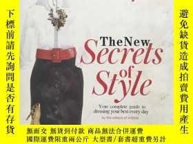 二手書博民逛書店Instyle罕見the New Secrets of Styl