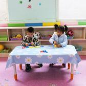 幼兒園畫畫專用桌布美術室繪畫卡通美工區防水防油免洗學生桌布   圖拉斯3C百貨