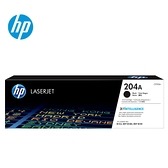 HP 204A 黑色 原廠 LaserJet 碳粉匣 (CF510A)