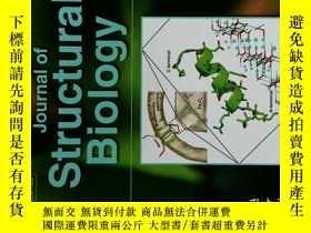二手書博民逛書店Journal罕見of Structural Biology 2016 06 結構生物學雜誌生物材料Y1144