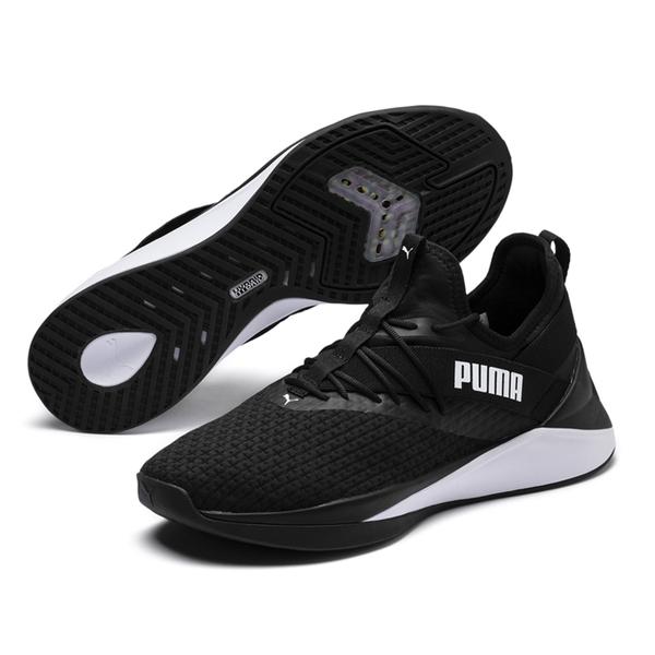 Puma Jaab XT 男 黑 白 訓練鞋 運動鞋 慢跑鞋 休閒 避震 IMEVA中底 輕盈 舒適 套襪式 19245601