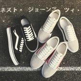 夏季休閒帆布鞋透氣布鞋學生板鞋潮鞋子