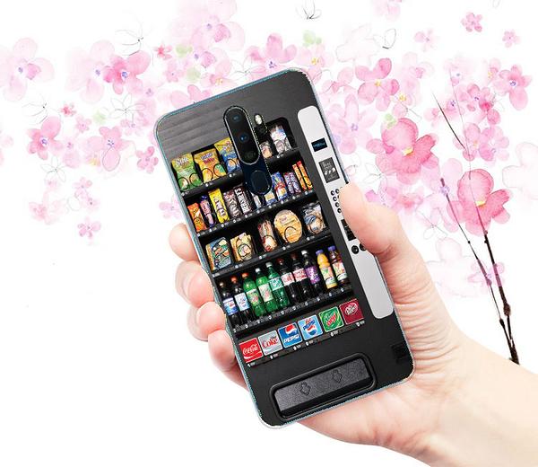 [A5 軟殼] OPPO A5(2020) A9(2020) CPH1943 手機殼 外殼 自動販賣機
