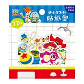 正版 迪士尼 玩具總動員 角色人物 貼紙 貼紙包 手帳貼紙 裝飾貼紙 32張入 COCOS DB043