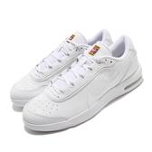 Nike 網球鞋 Air Max Vapor Wing PRM 白 黃 男鞋 氣墊設計 運動鞋 【PUMP306】 CT3890-100